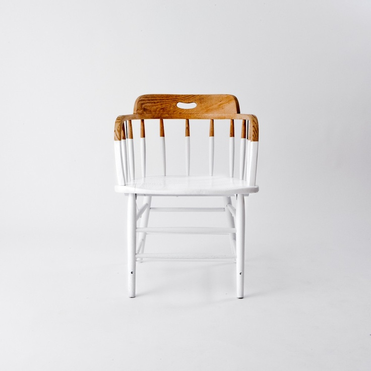 Dip Chair, upcycled chairs, recycled chairs | Folklore