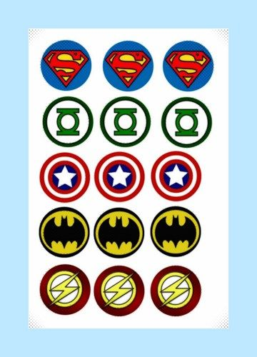 bottle cap images to make medallions