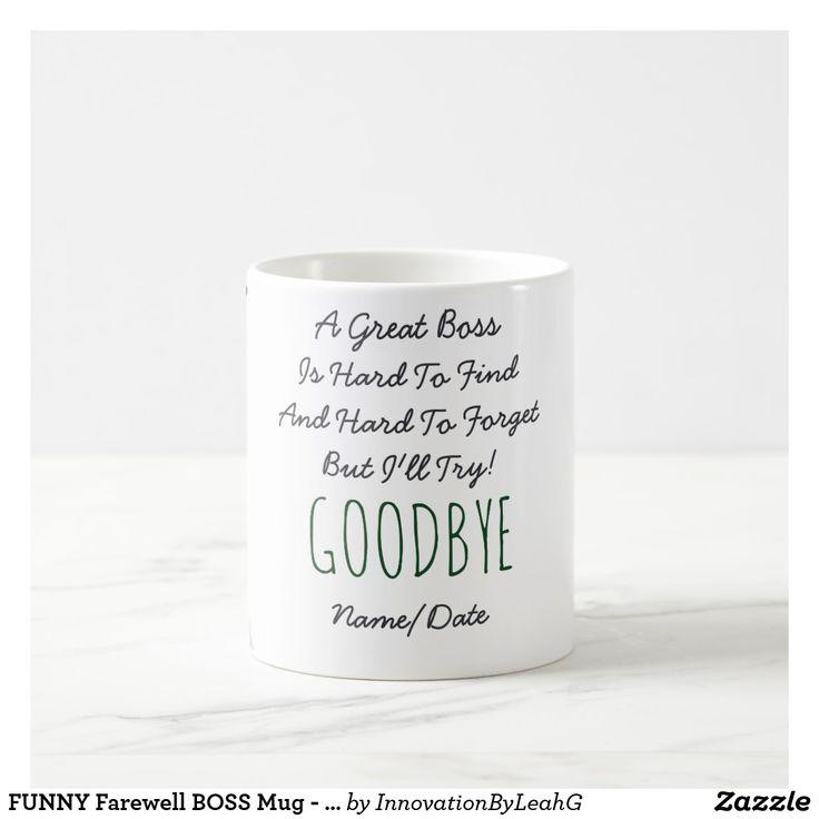 Best 25+ Farewell to boss ideas on Pinterest Gift for boss - farewell letter