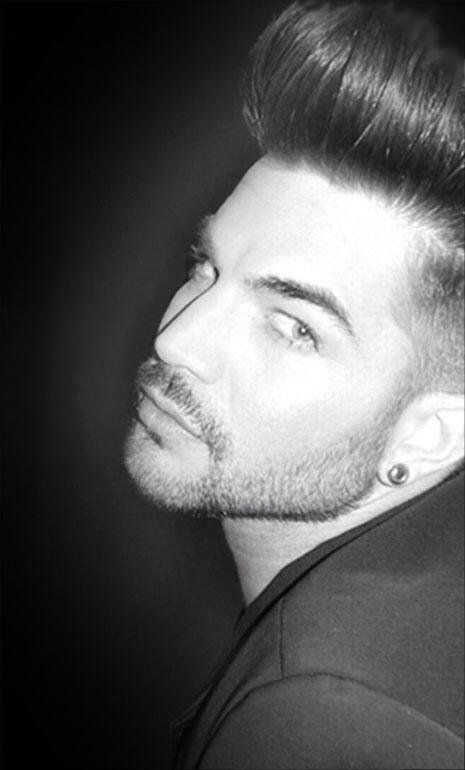 Gorgeous Adam Lambert (cropped)