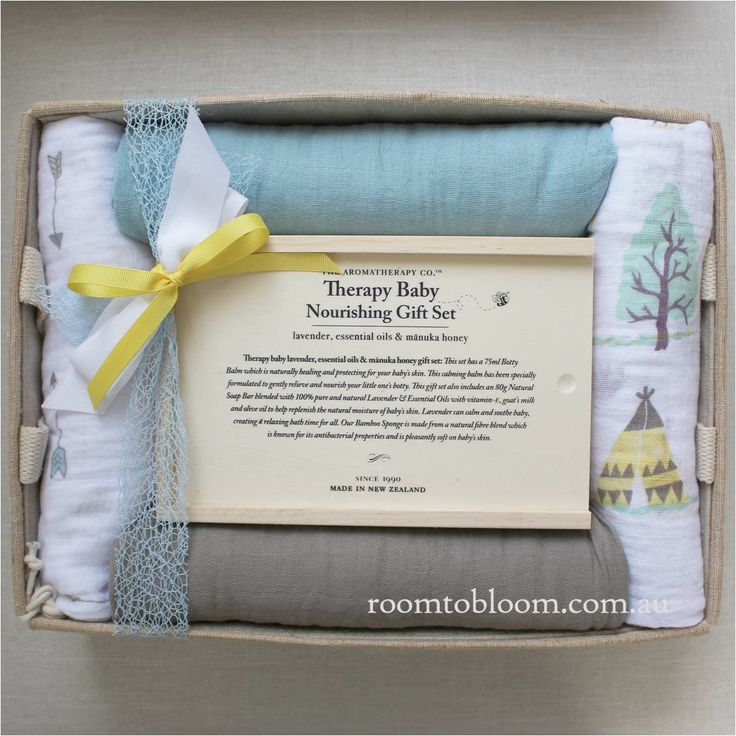 Room to Bloom Camp Out Baby Gift Hamper (SOLD)