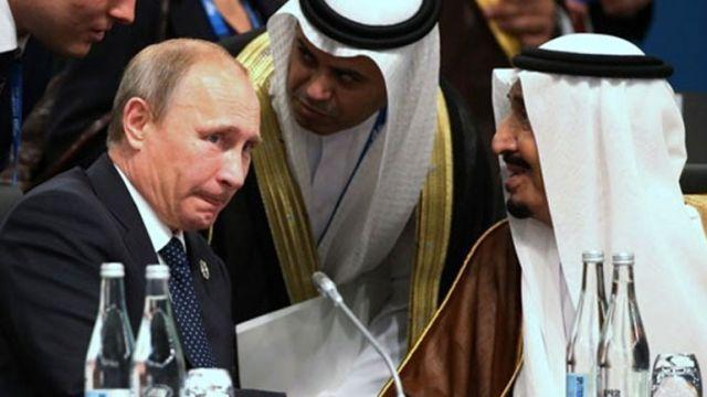 Επενδυτικό fund $1 δισ. ετοιμάζουν Ρωσία - Σαουδική Αραβία: Σε ένα σημαντικό deal, δείγμα των διαθέσεων για σύσφιξη σχέσεων και συνεργασία,…