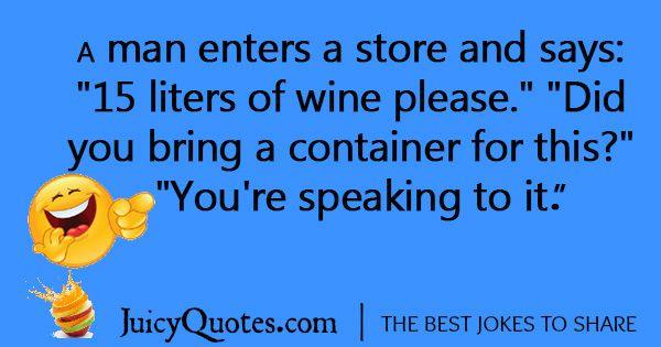 Funny Alcohol Jokes - 6