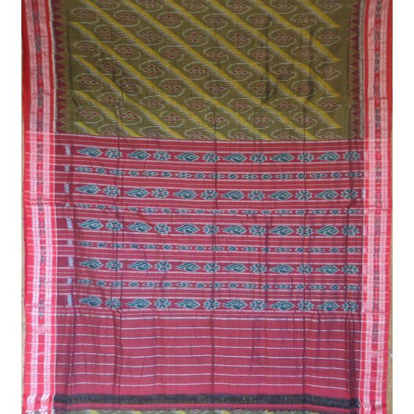 A Handloom cotton saree