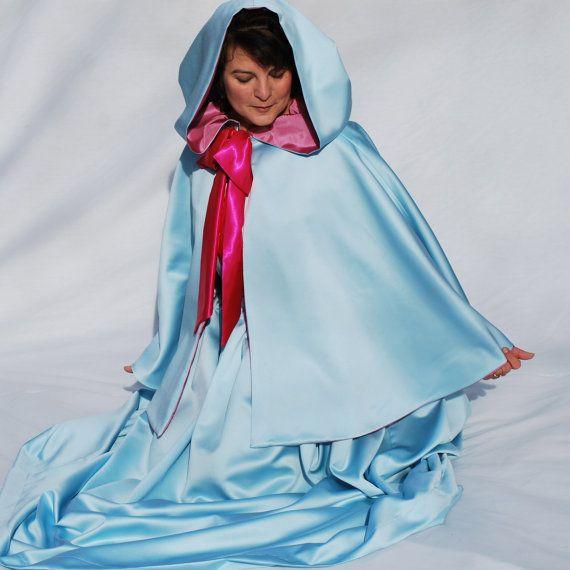 Fairy Godmother Cape Waist Length Adult by ...