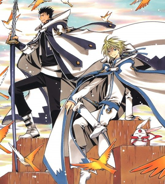 Tsubasa: RESERVoir CHRoNiCLE ~~~ Fai And Kurogane With The