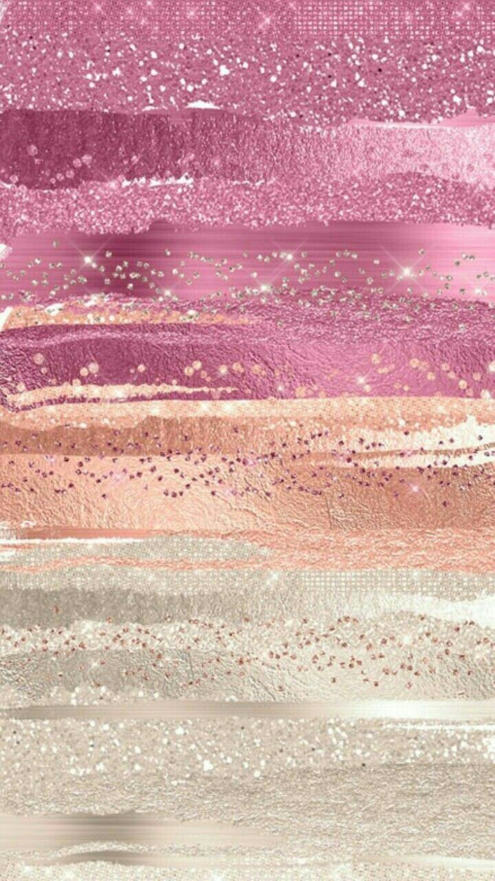Pink Gold Orange Pretty Wallpapers Pink Wallpaper Backgrounds Gold Wallpaper