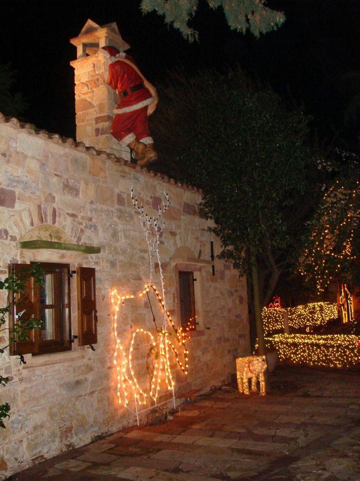 Great things happen in Chios in December-Argentikon Luxury Suites