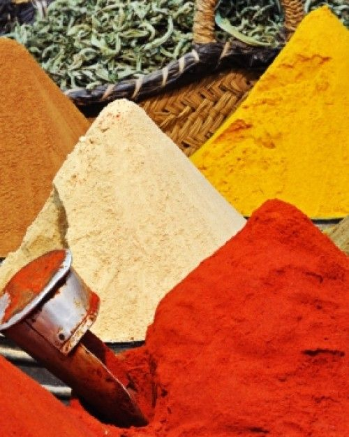 Hands-on cooking classes with expert chefs will introduce you to spices you've never known. #Jetsetter