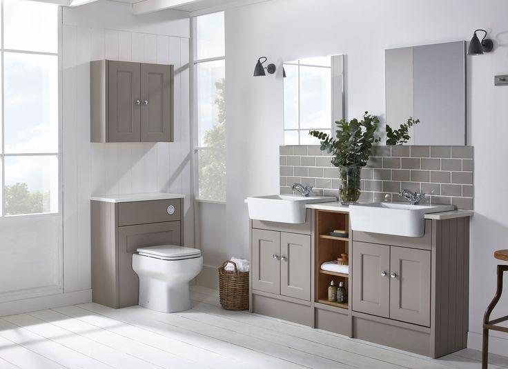 Brown Roper Rhodes bathroom