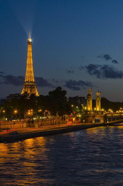 The city of light, Paris | France (by Hugo Carvoeira)