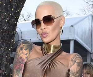 Did Amber Rose Just Reignite Feud With Kim Kardashian? See What ...