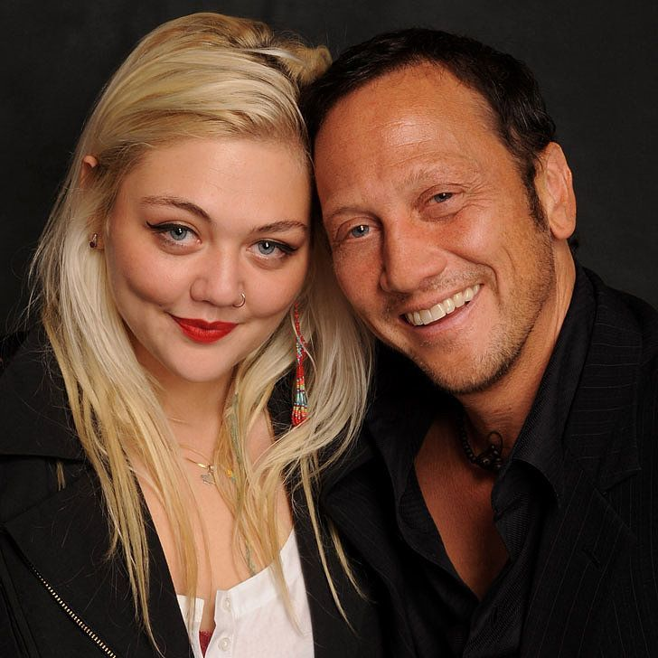 So crazy that Elle King's father is Rob Schneider! She followed in his celeb footsteps, but forged her own path through music