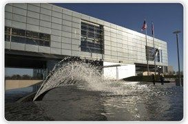 Clinton Presidential Center - William Clinton Library - Clinton Library, Little Rock, Arkansas