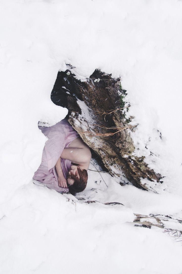 More of my work: Facebook: www.facebook.com/... Flickr: www.flickr.com/... Deviantart: beyondimpression.... #photography #selfportraits #portraits #dark #nature #fairytale  #creative #artistic #conceptual