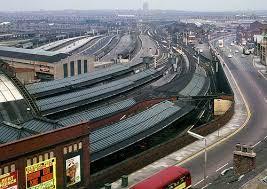 blackpool | north station 1968