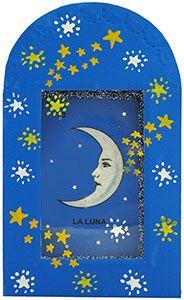 La Luna Nicho ~ Mexican Folk Art