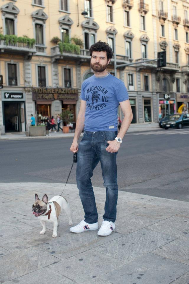 Gli utlimi street style immortalati per le strade di Milano. Si conclude il tour di AW LAB alla ricerca dei migliori street styler milanesi. Ed ora Play with us @Corso Buones Aires 31!