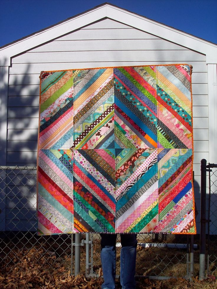 Sew Sunshine: Project Quilting Season 5 - #1