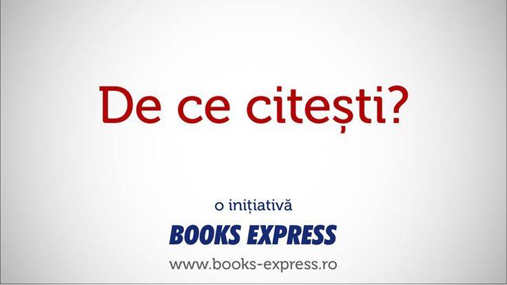 Dar tu de ce citești? ;)