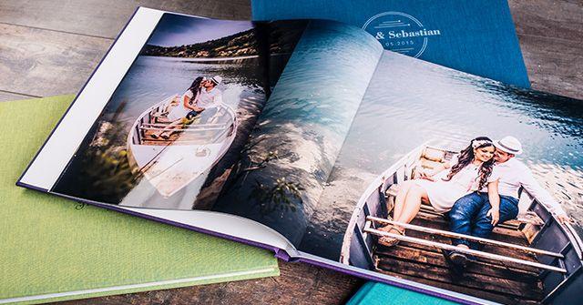Fotoksiążka marzeń - DreamBook PRO zyskała nowe możliwości oprawy! Tkaniny DUO już w ofercie!