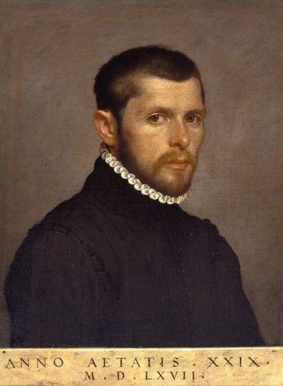 hasevonbastille:    Giovanni BattistaMoroni,Portrait d'un gentilhomme âgé de vingt-neuf ans, 1567Huile sur toile