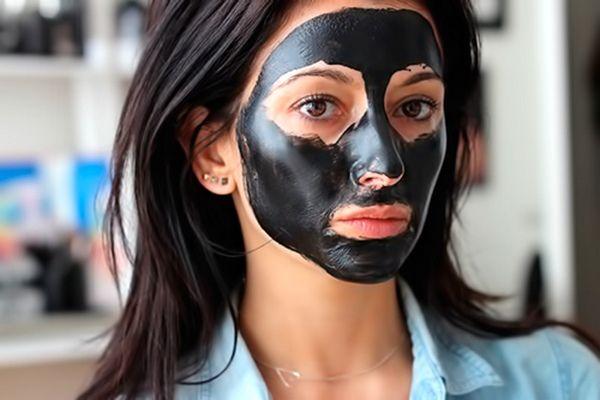 Маска из желатина и активированного угля для лица. Рецепт маски с желатином и активированным углем. Ингредиенты. Состав. Правила и способ применения. Отзывы.