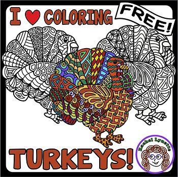 Enjoy these I Heart Coloring Turkeys. They are perfect for Thanksgiving. Use them to calm your class, at indoor recess, as rewards for a job well done, or just for fun. So much fun, you might want to color one yourself! ~~~~~~~~~~~~~~~~~~~~~~~~~~~~~~~~~~~~~~~~~~~~~~~~~~~~~~~