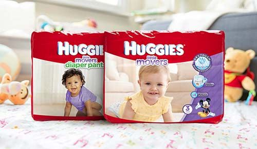 Huggies Little Movers Giveaway  http://daddyforever.com/2015/12/01/william-sears-diapers/
