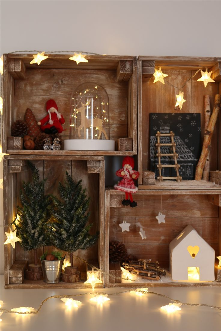Xmas Deko Xmas Deko Christmas Decor Pinterest Christmas Xmas And