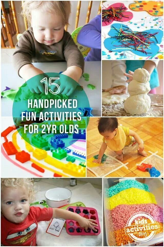 2 yr old activities
