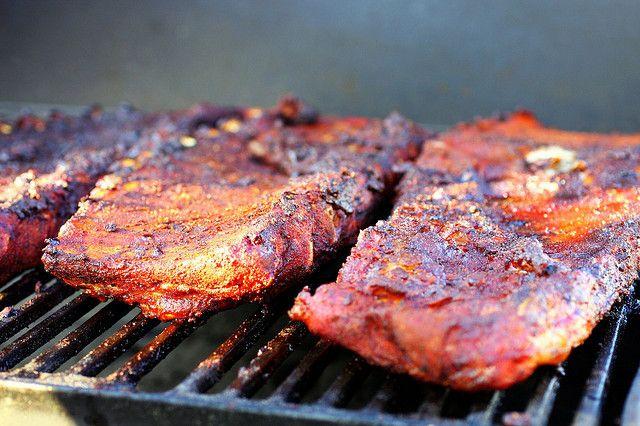 molly's dry-rub ribs | smittenkitchen.com | Main dishes | Pinterest ...