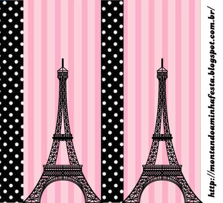 Paris france travel-ppt templates.