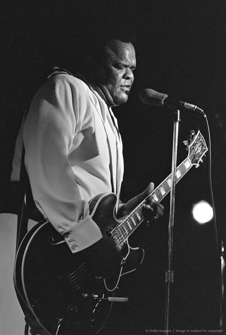 Freddie King, Texas blues master