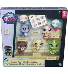 LITTLEST PET SHOP Multi Pet -pakkaus