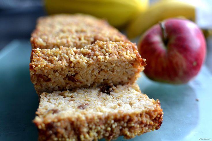 Bezglutenowy jabłecznik z czterech składników. Bez mąki i bez cukru. Na…