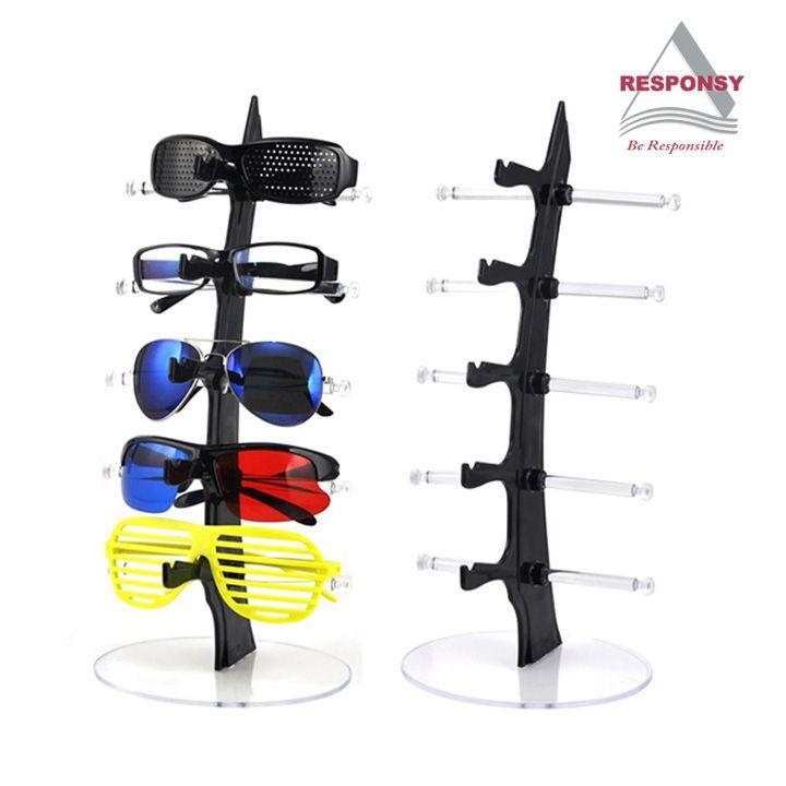 acrylic eyeglasses display holder