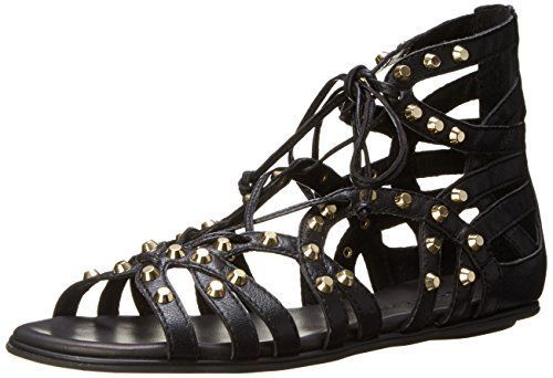Gentle Souls Womens Break My Heart 2 Gladiator Sandal Black 85 M US >>> Check out the image by visiting the link.