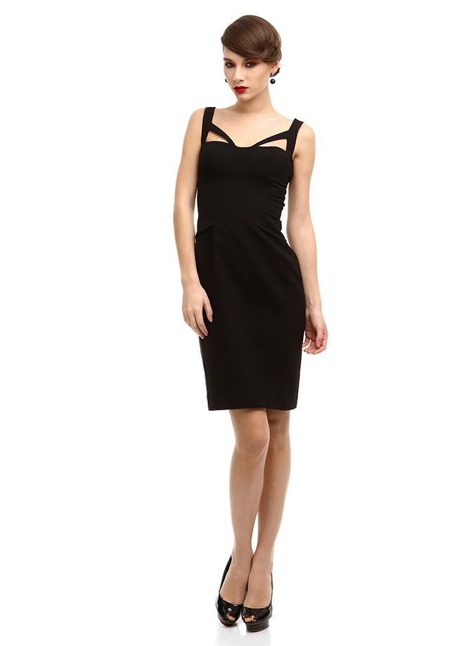 Museum of Fine Clothing Elbise Markafoni'de 895,00 TL yerine 494,99 TL! Satın almak için: http://www.markafoni.com/product/3636589/