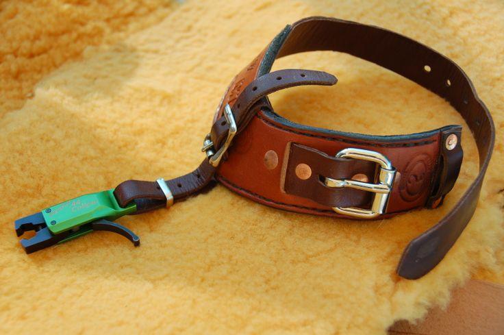 Custom Leather Arrow Release