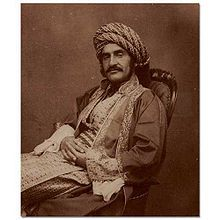 4. Cyrus Cylinder - Hormuzd Rassam in Mosul circa 1854. Rassam, an Assyro-British archaeologist discovered the Cyrus Cylinder during one of his lengthy excavations in Babylon in 1879.