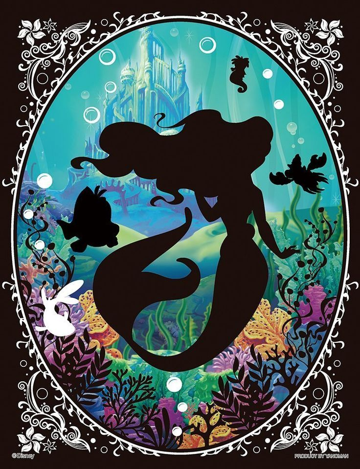 Disney's The Little Mermaid:)