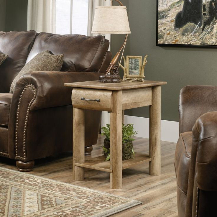 log end tables