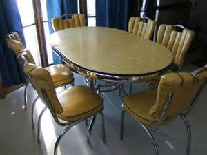 Image Search Results For 1950 Kitchen Tables U0026 Chairs Set