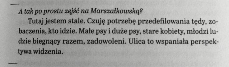 Julia Hartwig. Warszawa.