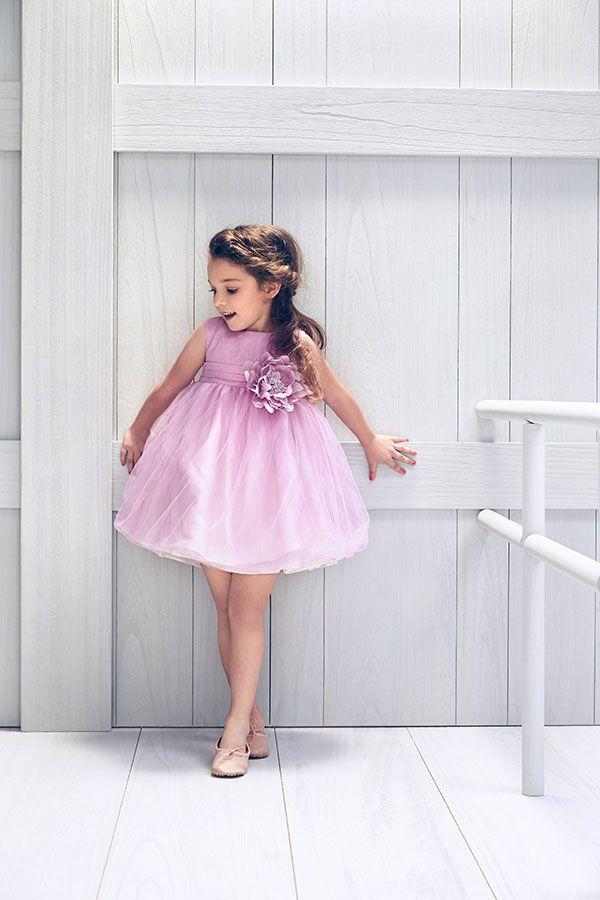 Mejores 20 imágenes de VESTIDO NIÑAS BODA en Pinterest | Moda niños ...