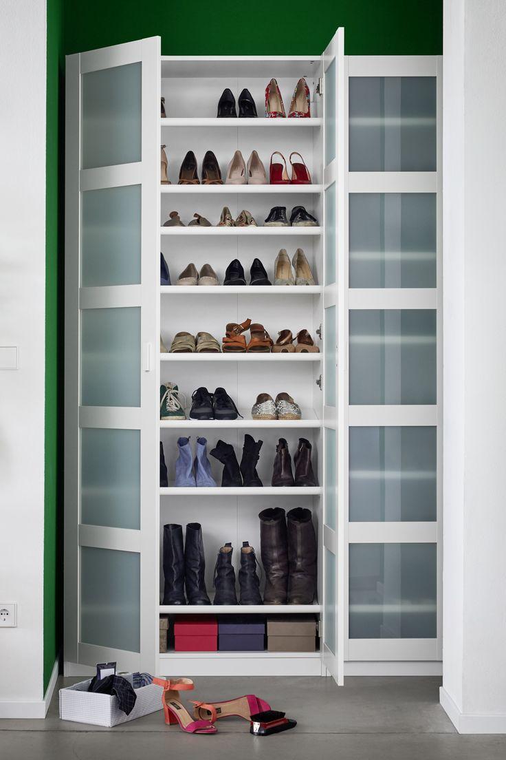 Süß Ikea Schrank Weiss Bilder Von Wohndesign Idee