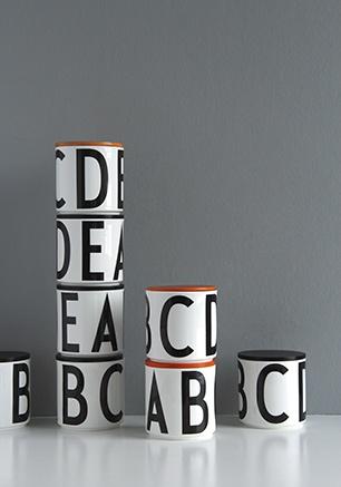 Via Design Letters | Arne Jacobsen Porcelain Cups