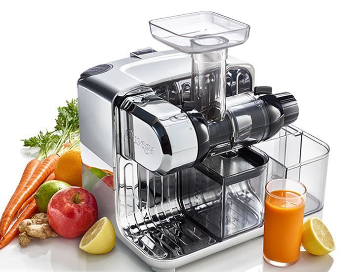 Enter the Omega Juicers Cheers to the New Year Sweepstakes for your chance to win anOmega Juicers CUBE300R!