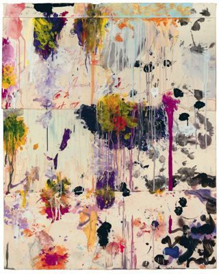 Cy Twombly. Untitled, 2001.